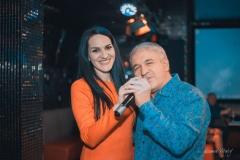 Марина Селиванова и Валерий Сёмин