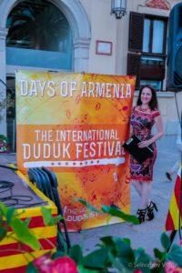 Фестиваль дудука в Испании