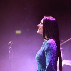 Выступление на концерте Ярослава Сумишевского